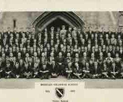 Photograph 1959 MGS Senior School