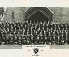 Photograph 1963 MGS Senior School
