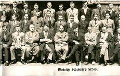 Photograph 1934 MSS Midgeley Ho. School