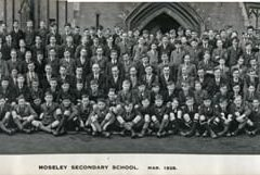 Photograph 1928 (March) Whole School