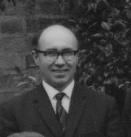 Moseley Mixed Teachers photo 1960s - John Lockwood
