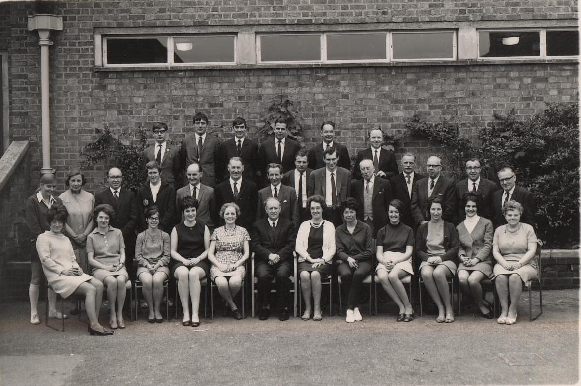 Moseley Mixed teachers