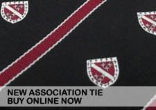New Design Moseleians Association Tie