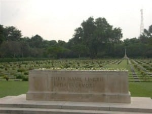 chungkai allied war cemetery