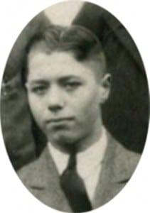 Ernest Wyss in 1934