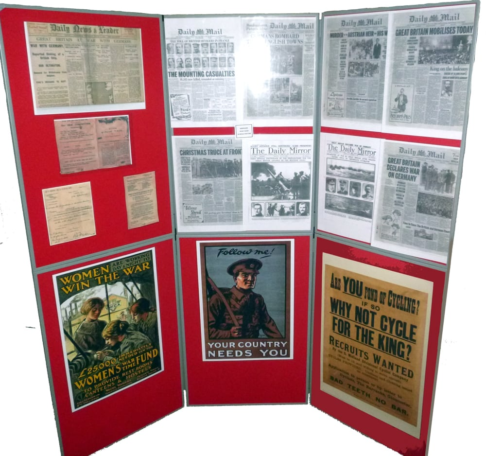 WW1-DisplayBoard-3b