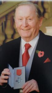 Anthony John Edwards MBE