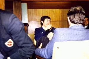 Easter 1979 Rugby Tour Portalbot - 5 Taffy Only Came for the Beer